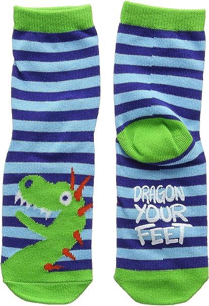Little Blue House by Hatley boys Animal Socks Casual Sock