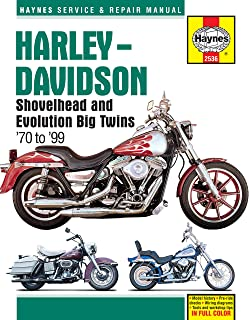 91fnTxRJIOL._AC_UL320_SR250320_ amazon com clymer repair manual for harley flh flt fxr 84 98 1992 FXRS Wiring-Diagram at gsmx.co