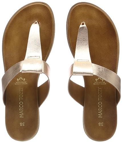 Marco Tozzi Premio Damen 27123 T-Spangen Sandalen  Amazon.de  Schuhe ... 40e3a61c07