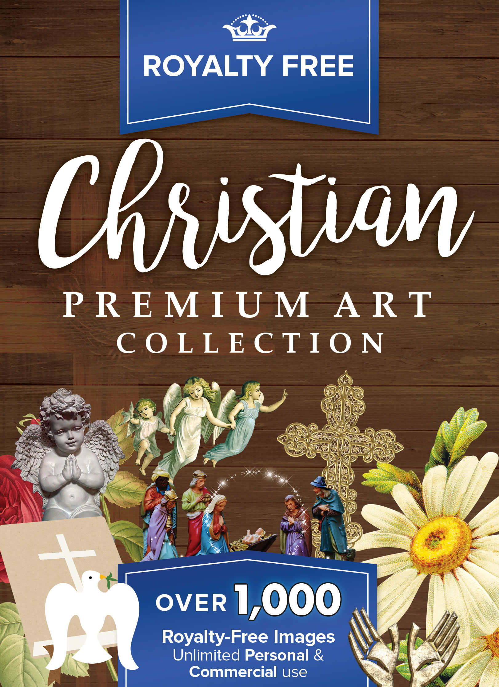 Royalty Free Premium Christian Images for PC [Download] (Software Publishing Home)