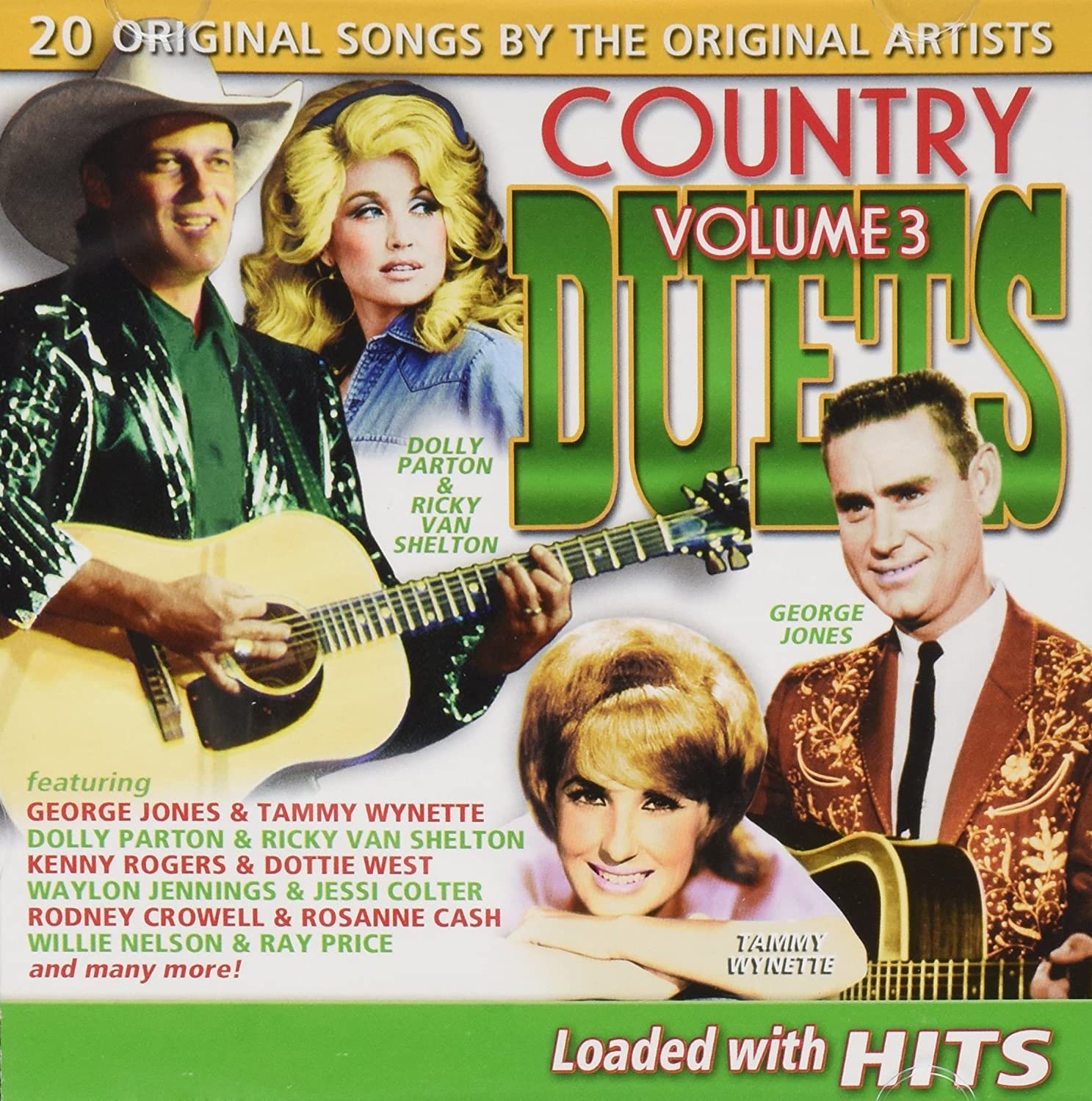 Various Artists Country Duets 3 Various Amazon Com Music