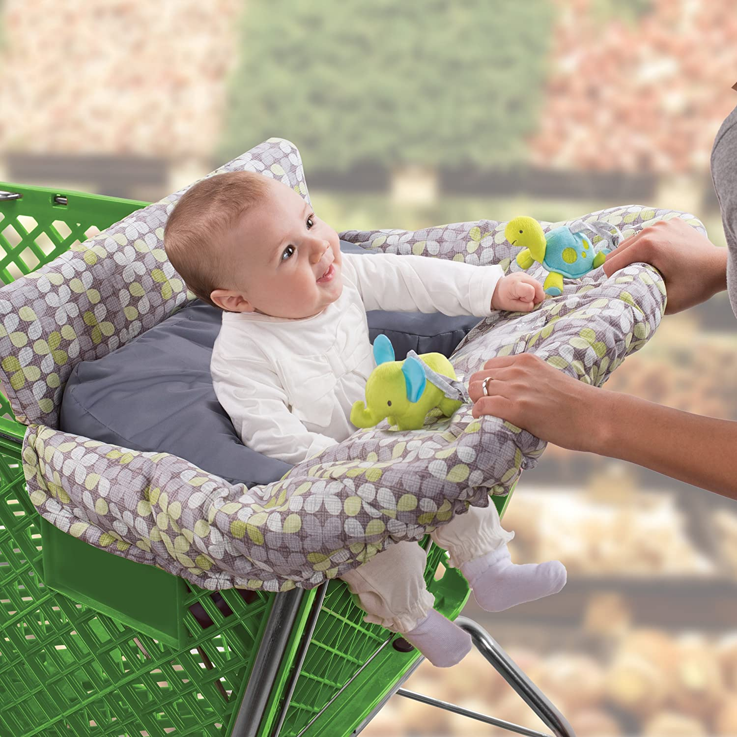 Summer 2-in-1 Cushy Cart Cover and Seat Positioner : Baby