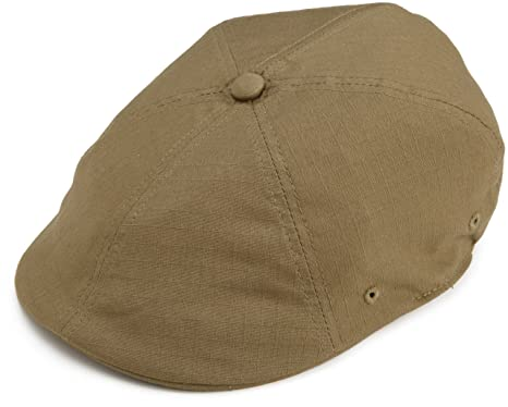 1071fec4ca5 Kangol Ripstop 504 Flat Cap  Amazon.co.uk  Clothing