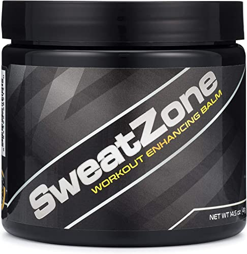 SweatZone Sweat Waist Trimmer Gel – Sweat Gel Slimming Cream – Sweat Stick for Women and Men 2 oz