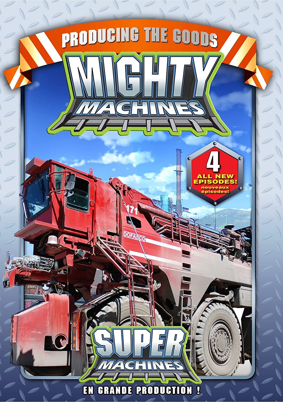 amazon com mighty machines producing the goods movies u0026 tv