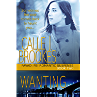 Wanting (PAVAD: FBI Romantic Suspense Book 2) (English Edition)