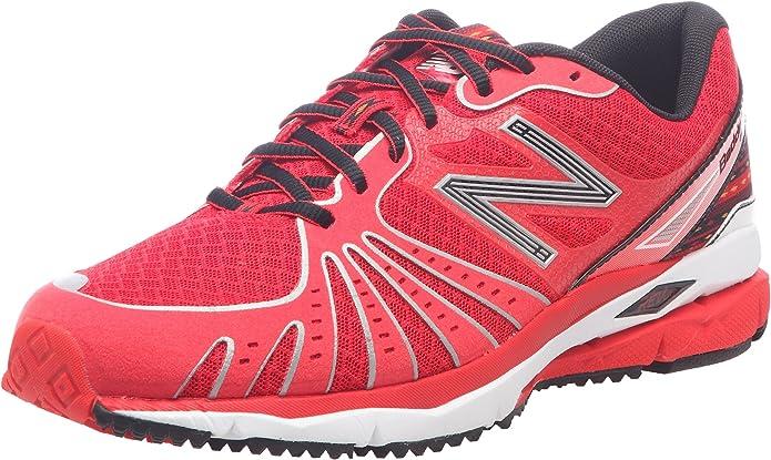 New Balance Mr890Gg, Zapatillas de Running para Hombre, Rojo, 43 EU: Amazon.es: Zapatos y complementos