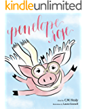 Penelope Rose: A pig with wings dares to be more than that regardless of the teasing and doubt from others.