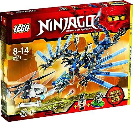 Amazon.com: LEGO Ninjago Edición Limitada Set # 2521 ...