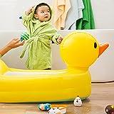 Munchkin White Hot Inflatable Duck Tub