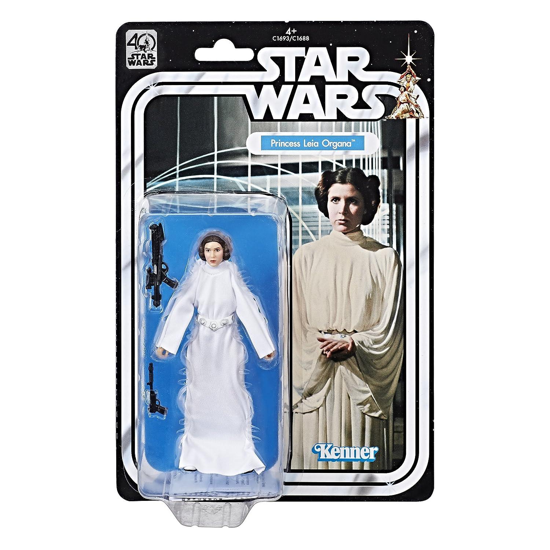 Star Wars - C1693ES00 - 40 Anniversaire - - - Princess Leia - 15 cm | Coût Modéré  a4c8c0