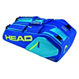 HEAD Core 6r Combo Tennis Racket Bag