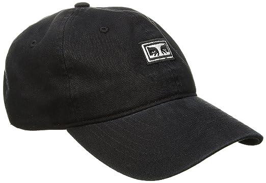 dd57ff41354 Amazon.com  Obey Men s Big Boy 6 Panel Hat