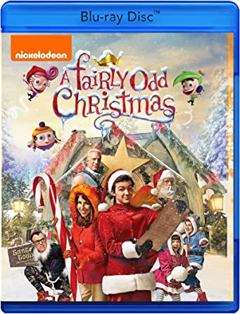 Fairly Oddparents Christmas Movie.Amazon Com Fairly Oddparents A Fairly Odd Christmas Blu