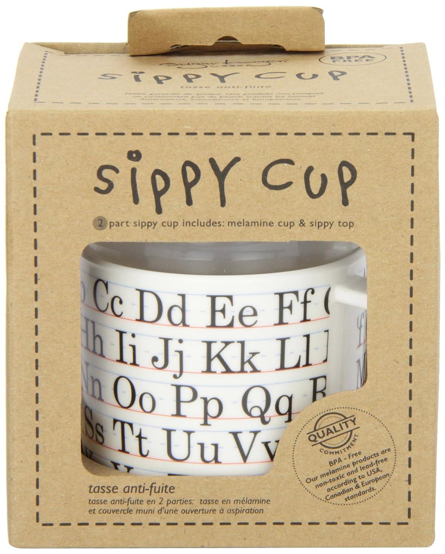 Vintage Alphabet Sugarbooger Sippy Cup