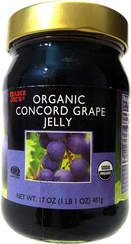 Trader Joe's Organic Concord Grape Jelly