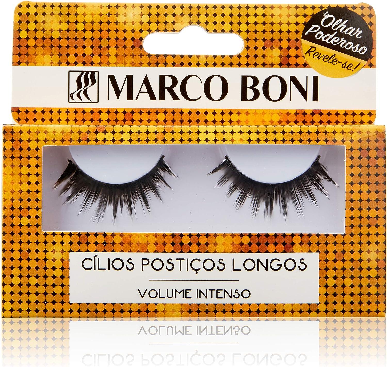 Cílios postiços longos - Marco Boni