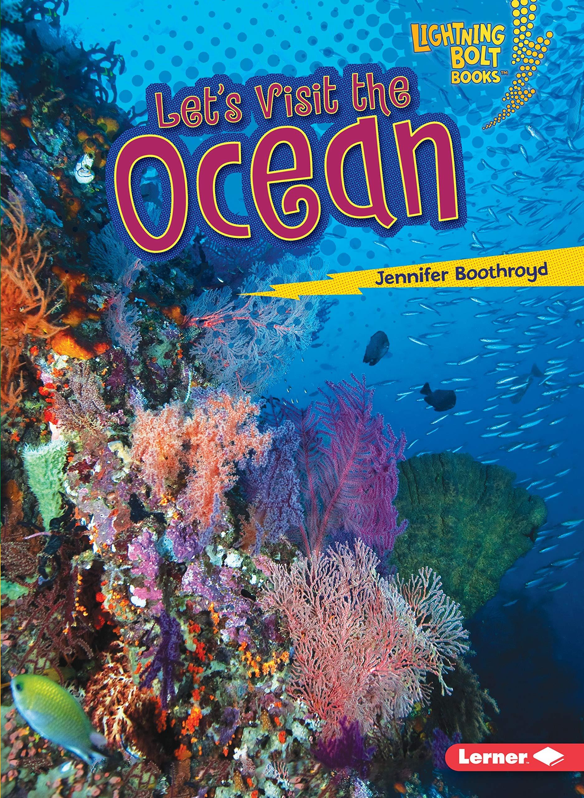 Read Online Let's Visit the Ocean (Lightning Bolt Books) pdf