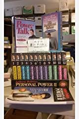 Anthony Robbins Personal Power II: The Driving Force, 12 Albums (Complete Program on 24 Audio Cassettes) Audio Cassette