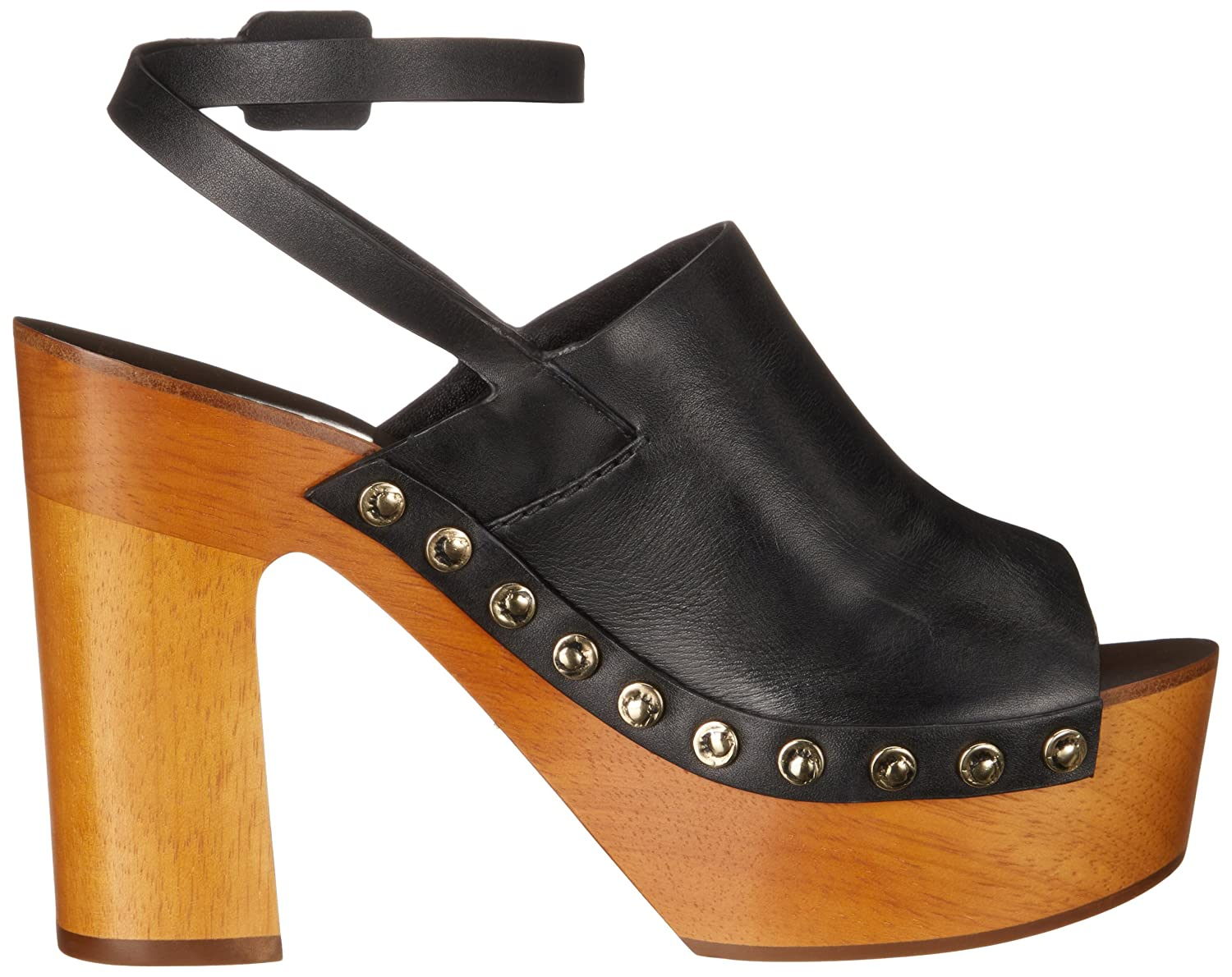 Amazon.com: Sigerson Morrison Women's Quella Platform Sandal, Black, 8.5 M  US: Shoes