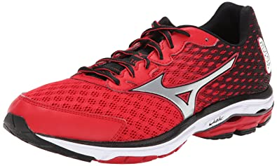 san francisco 7baff 846da Mizuno Men's Wave Rider 18 Running Shoe