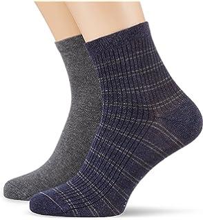 Marc OPolo Body & Beach Legwear M-Socks (2-Pack) Calcetines, Azul ...