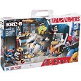 Kre-o Transformers Galvatron Factory Battle Movie Playset