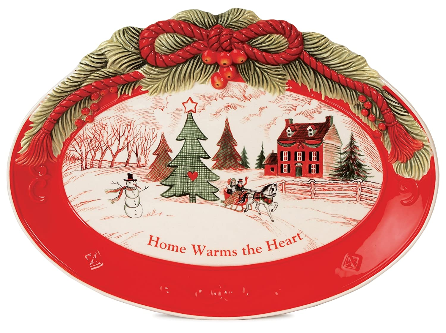 amazon com home warms the heart collection holiday sentiment