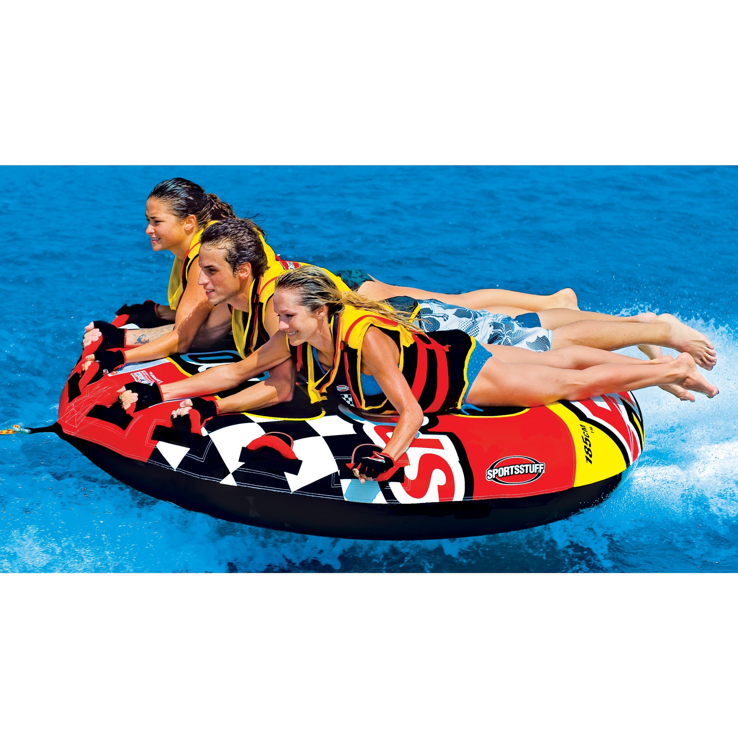 Best Rated In Water Sport Towables Helpful Customer Reviews Tow Harness For Frequent Flyer Towable Tube Product Image