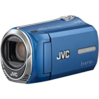 JVC GZ-MS230 Camcorder (Blue)
