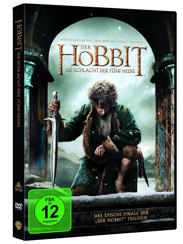 Der Hobbit Die Schlacht Der Fünf Heere Amazonde Sir Ian Mckellen