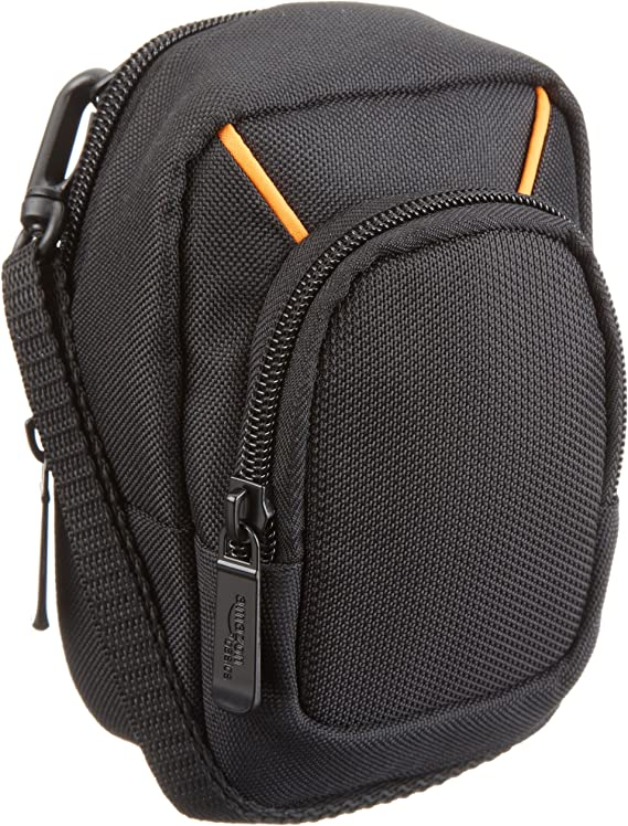 AmazonBasics Large Point and Shoot Camera Case - 6 x 4 x 2 Inches