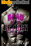Road of No Return: Hounds of Valhalla MC (gay motorcycle club romance novel) (Sex & Mayhem Book 1)