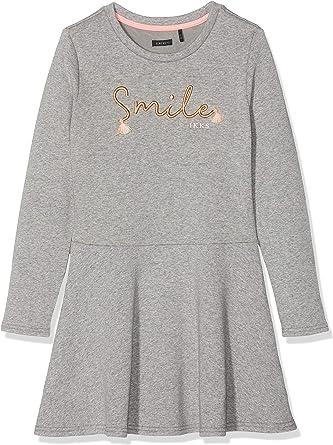 Ikks Junior Robe Molleton Forme Patineuse Gris Gris Moyen 25 3 Ans Taille Fabricant 3a Fille Amazon Fr Vetements Et Accessoires