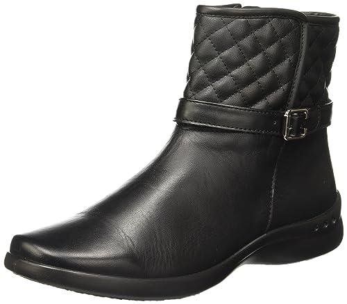 8cddcaa6 Flexi Ofelia Zapato Casual de Confort para Mujer, color Negro, 22, Mod: