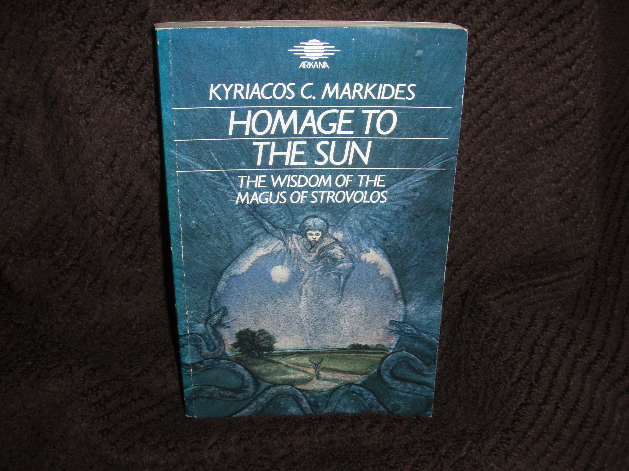 Homage to the sun: the wisdom of the magus of strovolos: kyriacos.