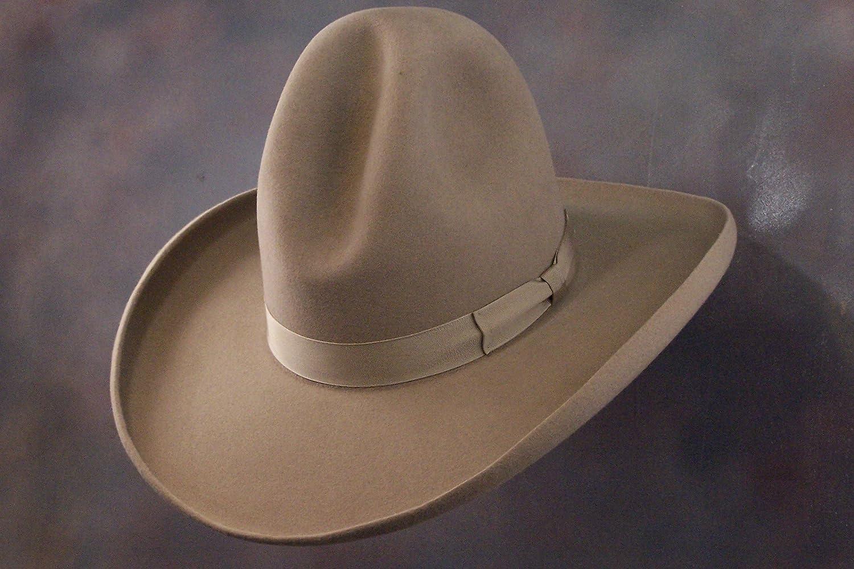 8b3d5372a1226 Amazon.com  A 244- 8X Carlsbad Fur Felt Hat  Handmade
