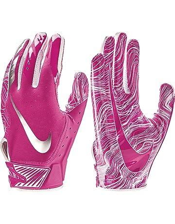 408eb00460b NIKE Adult Vapor Jet 5.0 Breast Cancer Awareness Receiver Gloves 2018  (Pink, Large)