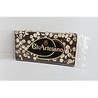 El Artesano Barras de Turrón de Chocolate - 3 Paquete de 12 Unidades