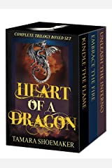 Heart of a Dragon: Complete Trilogy Box Set Kindle Edition