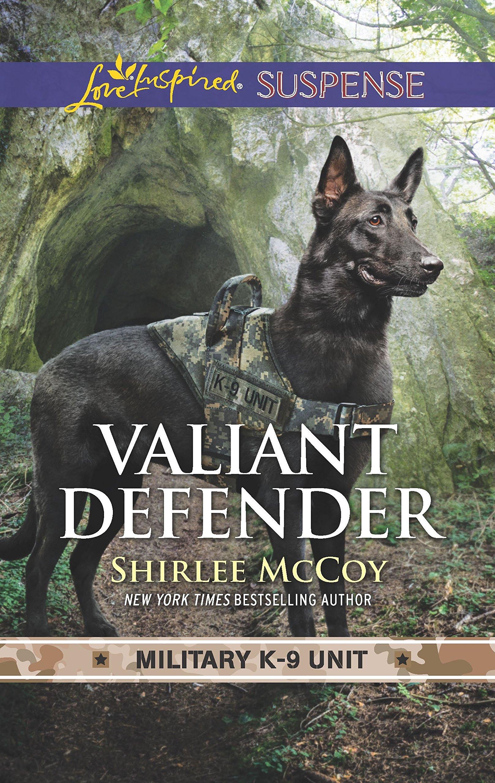 Image result for valiant defender mccoy