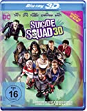 Suicide Squad (Kinofassung als Blu-ray 3D) (+ Extended Cut als Blu-ray) [Alemania] [Blu-ray]