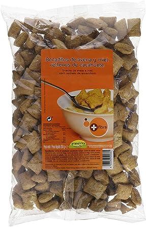 Granovita Bocaditos De Avena y Miel Cereales - 350 gr - [Pack de 8]: Amazon.es: Alimentación y bebidas