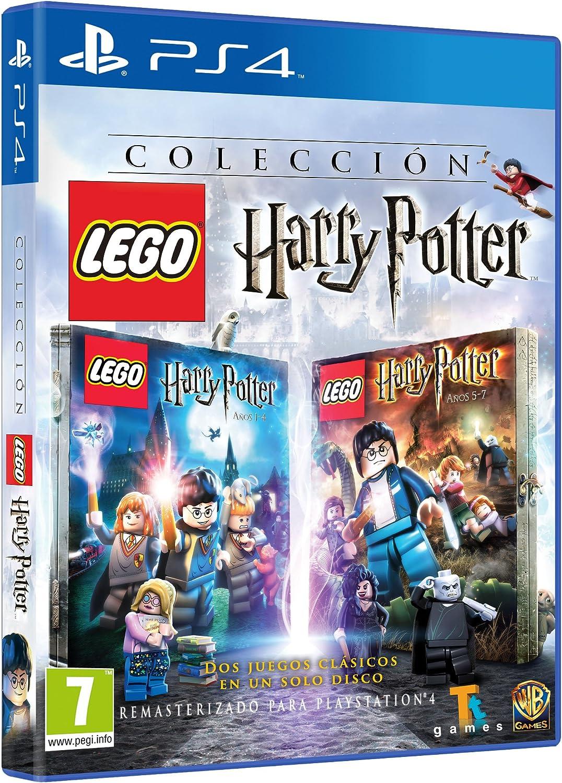 Pack Lego Harry Potter PS4 + Auriculares PS4 Headset v3 Blanco (Edición exclusiva Amazon): Amazon.es: Videojuegos
