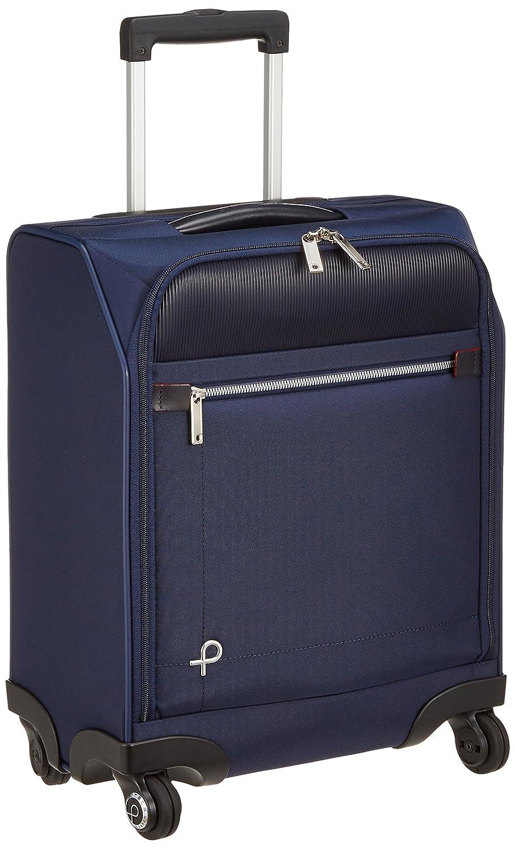 [プロテカ] スーツケース 日本製 マックスパスソフト2 TR 機内持込可23L 42cm 2.4kg 12831 B079L7Q5HJネイビー