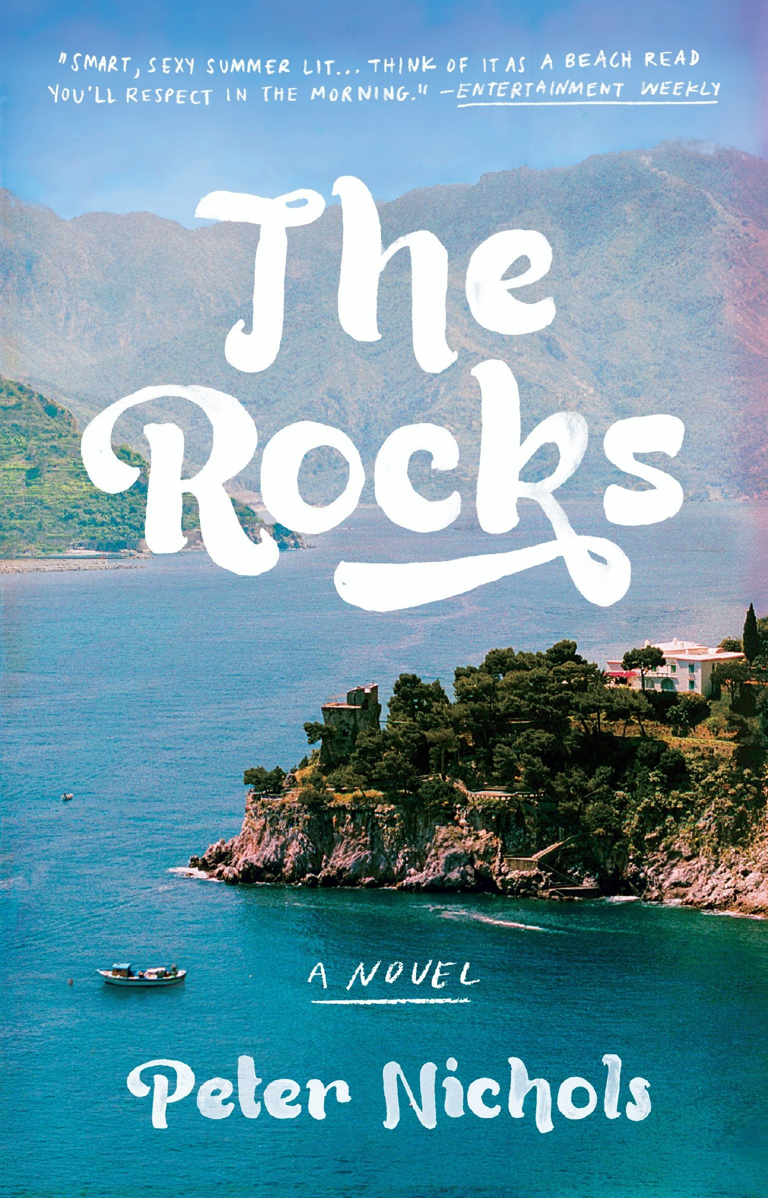 The Rocks: A Novel: Peter Nichols: 9781101983393: Amazon.com: Books