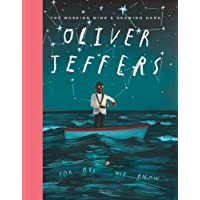 Oliver Jeffers Working Mind Drawing Hand