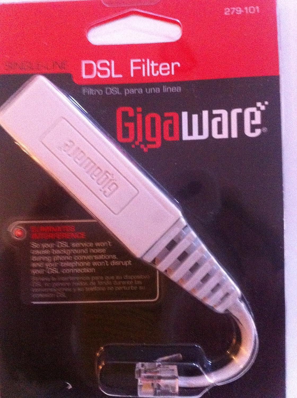 DSL Filter Single Line