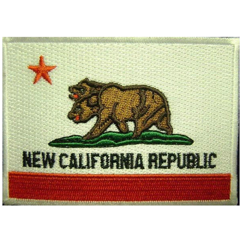 FALLOUT NUEVO California Republic Parche con plancha Minimum Mouse