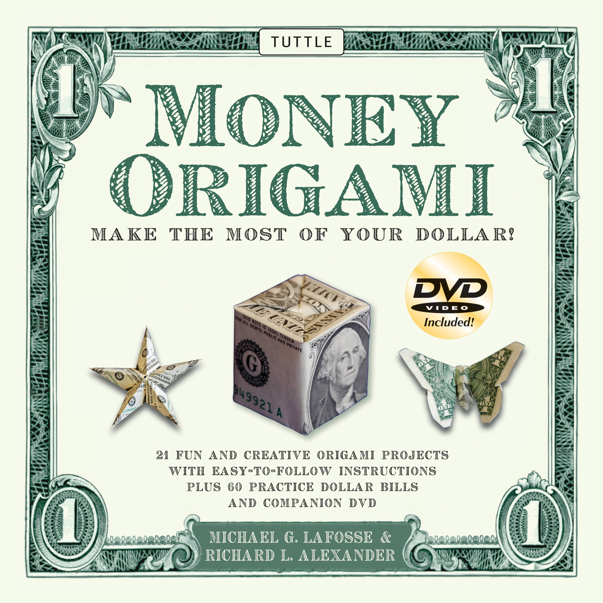 Amazon Money Origami Kit Make The Most Of Your Dollar Origami